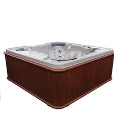 Serenity 8 Person 47 Jet Portable Spa
