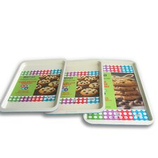 3 Piece Cookie Sheet Set