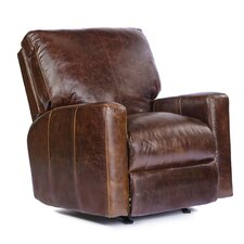 Backman Leather Recliner