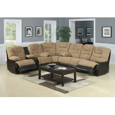 Aurora Reclining Sectional