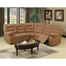 Truman Reclining Sectional