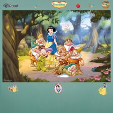 Disney Snow White & the Seven Dwarfs Wall Mural