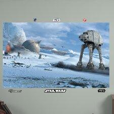 Star Wars AT - AT Battle Wall Mural
