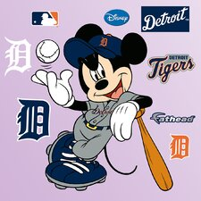 <strong>Fathead</strong> MLB Mickey Mouse Wall Decal