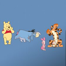 <strong>Fathead</strong> Winnie the Pooh & Friends Wall Decal