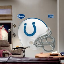 NFL Helmet Wall Graphic