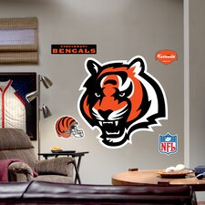 NFL Logo Wall Decal