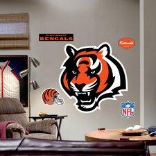 NFL Logo Wall Decal
