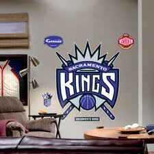 NBA Logo Wall Decal