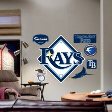 MLB Logo Wall Decal