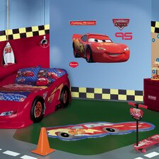 <strong>Fathead</strong> Lightning McQueen Wall Graphic