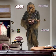Chewbacca Wall Graphic