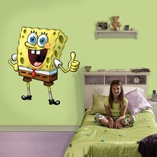 Nickelodeon SpongeBob SquarePants Wall Decal