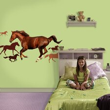 Horse Wall Graphic