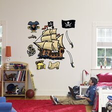 <strong>Fathead</strong> Pirates Wall Graphic