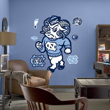 NCAA Mascot Wall Graphic