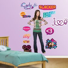Nickelodeon iCarly Wall Decal