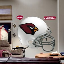 NFL Helmet Wall Decal