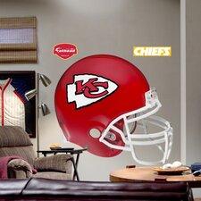 NFL Helmet Wall Decal