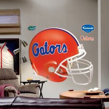 College Teams NCAA Helmet Wall Decal