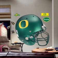<strong>Fathead</strong> College Teams NCAA Helmet Wall Decal