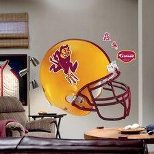 College Teams NCAA Helmet Wall Decal