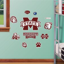 NCAA Junior Wall Graphic
