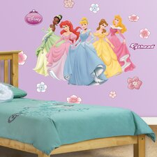 <strong>Fathead</strong> Disney Princesses Wall Decal