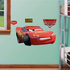 <strong>Fathead</strong> Disney Lightning McQueen Wall Decal