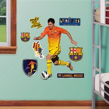 <strong>Fathead</strong> Lionel Messi Wall Decal