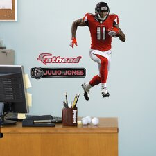 <strong>Fathead</strong> NFL Junior Wall Decal