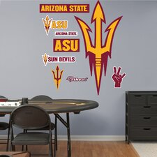 <strong>Fathead</strong> NCAA Wall Decal