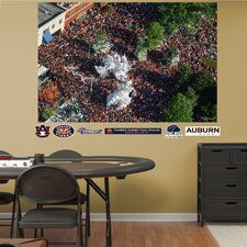 NCAA Auburn Tigers Final Rolling Wall Mural
