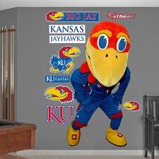 NCAA Mascot Wall Decal