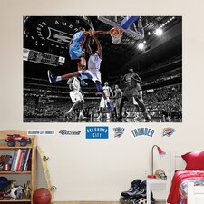NBA Oklahoma City Thunder Kevin Durant Dunk Wall Mural