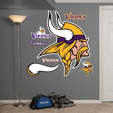 NFL Wall Graphic