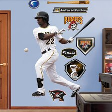 MLB Wall Decal