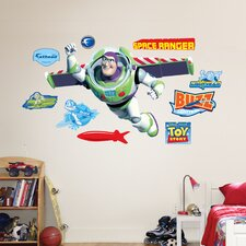 <strong>Fathead</strong> Disney Buzz Lightyear Wall Decal