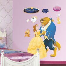 <strong>Fathead</strong> Disney Beauty & the Beast Wall Decal