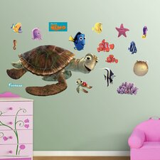 Disney Nemo and Friends Wall Graphic