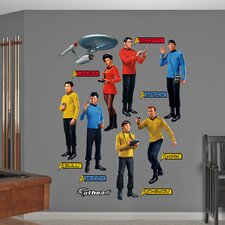 Star Trek The Original Series Wall Graphic