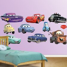 Disney Cars Wall Graphic