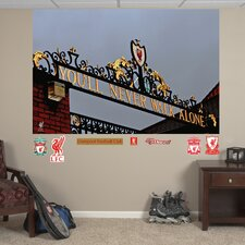 Never Walk Alone Wall Mural