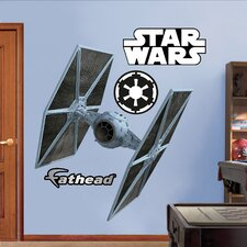 Star Wars TIE Fighter Wall Graphic