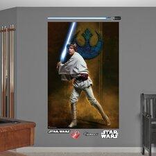 Star Wars Luke Skywalker Wall Mural