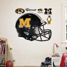 NCAA Helmet Wall Decal