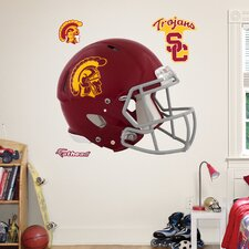 NCAA Helmet Wall Graphic