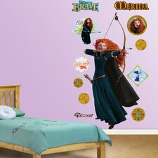 <strong>Fathead</strong> Disney Merida Wall Decal