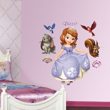 Disney Sofia the First Wall Graphic