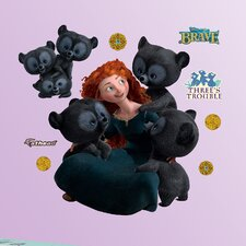 <strong>Fathead</strong> Disney Merida Cubs Wall Decal